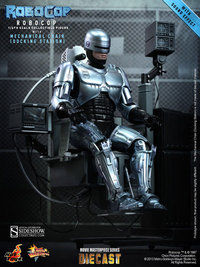 MMS203-D05 RoboCop: Mechanical Chair MMS Diecast Sixth Scale Figure