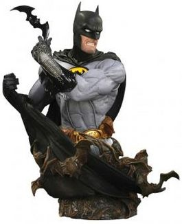 HEROES OF THE DC UNIVERSE BUSTO BATMAN