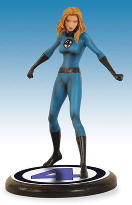 SUE STORM STATUE PREMIER COLLECTION
