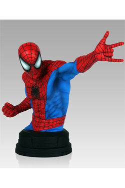 Marvel Busto 1/6 Spider-Man