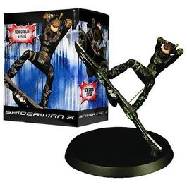 SPIDERMAN 3 MOVIE NEW GOBLIN STATUE