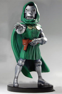 Marvel Classic Cabezón XL Head Knocker Dr. Doom 23 cm