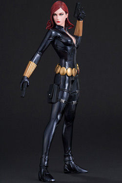 Marvel Comics Estatua PVC ARTFX+ 1/10 Black Widow (Avengers Now) 19 cm