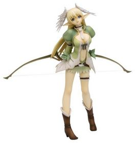 SHINING WIND ELWING STATUE 8''