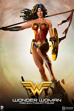 DC Comics Estatua Premium Format 1/4 Wonder Woman 65 cm
