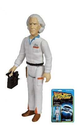 Reaction Figures: Back To The Future : Doc Brown