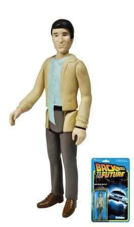 Reaction Figures: Back To The Future : George Mcfly