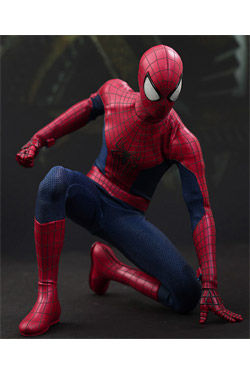 The Amazing Spider-Man 2 Figura Movie Masterpiece 1/6 Spider-Man 30 cm MMS244