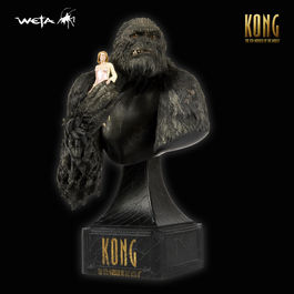 KING KONG WITH ANN BUST
