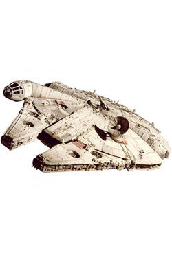 Star Wars VI Return Of The Jedi Vehículo 1/18 Millennium Falcon Elite Edition