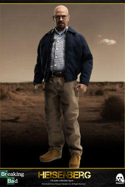 Breaking Bad: Heisenberg 1:6 scale figure