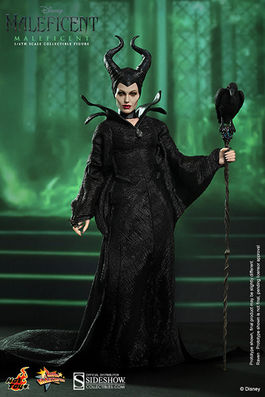 Disney: Maleficent Sixth Scale Figure MMS247