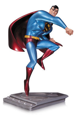 Superman The Man Of Steel Estatua The Animated Series 19 cm