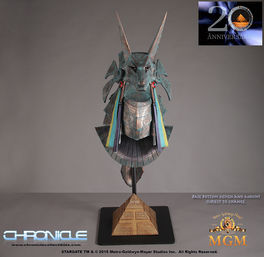 Stargate: Lifesized Anubis Bust
