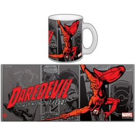 Taza retra Marvel serie 1 - Daredevil