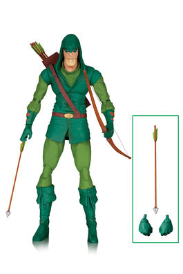 DC ICONS GREEN ARROW LONGOBOW HUNTERS AF