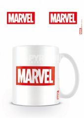 MARVEL (LOGO WHITE)