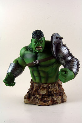 HULK UNIVERSE MARVEL BUSTO Exclusive