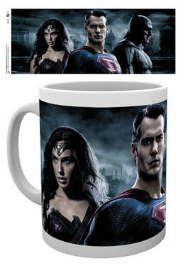 BATMAN VS SUPERMAN Trio MUG