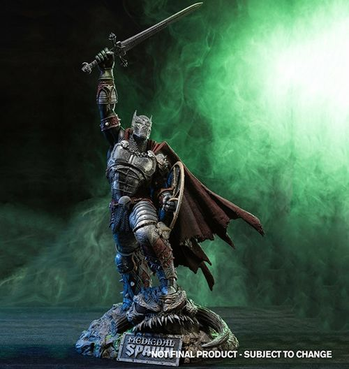 Medieval Spawn Limited Edition Resin Statue