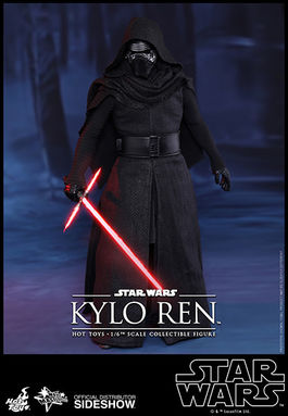Star Wars The Force Awakens: Kylo Ren 1:6 scale figure MMS320