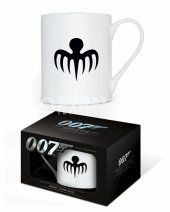 JAMES BOND (SPECTRE OCTOPUS LOGO) BONE CHINA MUG