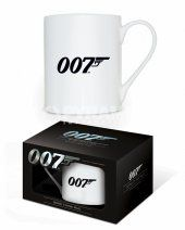 JAMES BOND (007 LOGO) BONE CHINA MUG