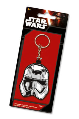 Star Wars Episode VII Vinyl Keychain Captain Phasma