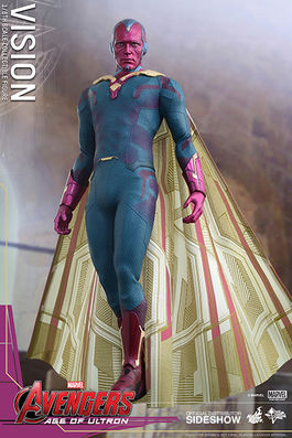 MMS296 Avengers: Age of Ultron - Vision Sixth Scale Figure