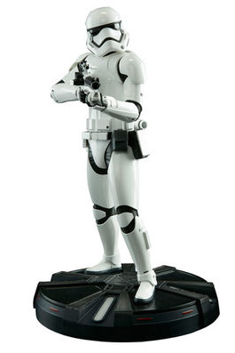 Star Wars Episode VII Estatua Premium Format First Order Stormtrooper 50 cm