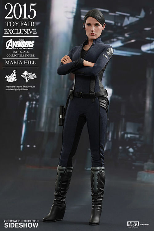 MMS305 Avengers Age of Ultron: Maria Hill 1:6 Scale Figure