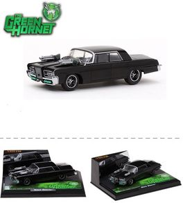 THE GREEN HORNET Black Beauty car