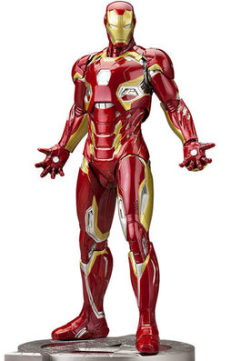 Vengadores La Era de Ultrón Estatua PVC ARTFX 1/6 Iron Man Mark XLV 30 cm