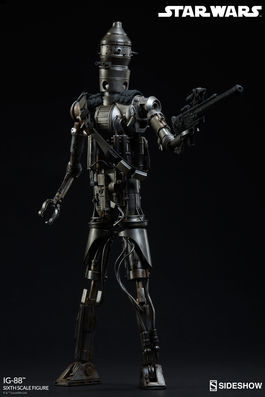 Star Wars: IG-88 Exclusive Edition Sixth scale Figure