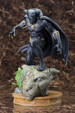 Marvel: Black Panther Fine Art Statue