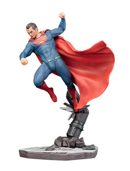 Batman vs Superman: Dawn Of Justice: Superman PVC Statue