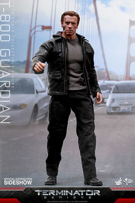 MMS307 Terminator Genisys: T-800 Guardian - Sixth Scale Figure