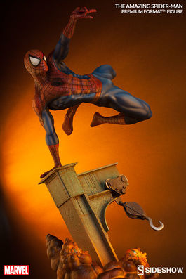 The Amazing Spider-Man Premium Format Statue