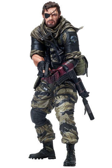 Metal Gear Solid V The Phantom Pain Estatua 1/6 Hdge Technical Venom Snake 25 cm