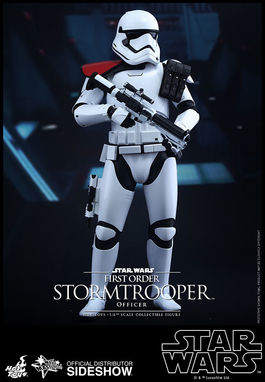 MMS334 Star Wars The Force Awakens: First Order Stormtrooper Off. 1:6 scale