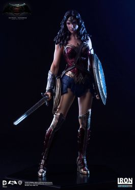 Wonder woman 1/10- Batman vs Superman