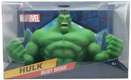 Marvel: Incredible Hulk Bust Bank