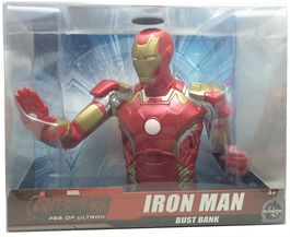 Marvel: Iron Man Bust Bank