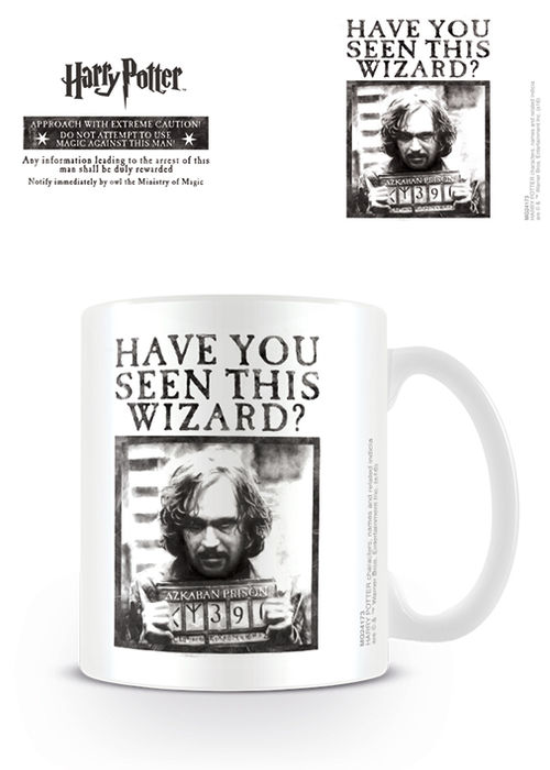 Harry Potter (Wanted) Coffee Mug