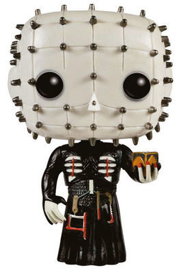 Hellraiser POP! Movies Vinyl Figura Pinhead 10 cm