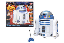 R2 D2 INFLATABLE REMOTE CONTROLLED 60CM