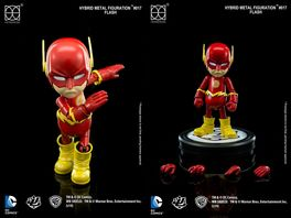 JUSTICE LEAGUE UNLIMITED HYBRID METAL FIGURE THE FLASH