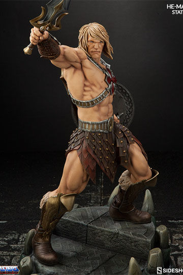 Masters of the Universe Estatua He-Man 58 cm