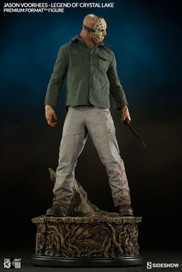 Friday the 13th: Jason Voorhees - 1:4 Scale Premium Format Statue