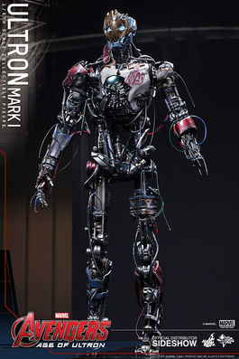 MMS292 Avengers: Age of Ultron - Ultron Mark I - Sixth Scale Figure